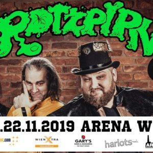 Rotzfest 2019 Flyer
